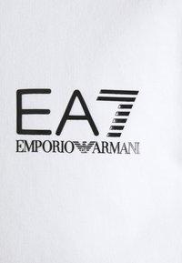 EA7 Emporio Armani - Collegepaita - white/black - 7