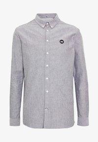 JOHAN OXFORD - Shirt - black