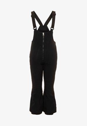 CHELLA SLIM FIT PANT - Zimní kalhoty - black