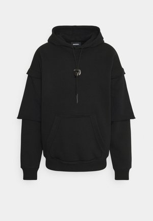 UBBER FELPA - Sweat à capuche - black