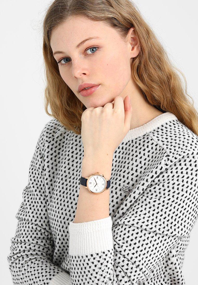 Fossil Smartwatches - Q JACQUELINE - Zegarek - blau