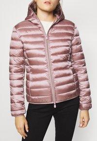 Save the duck - IRISY - Winter jacket - misty rose - 5