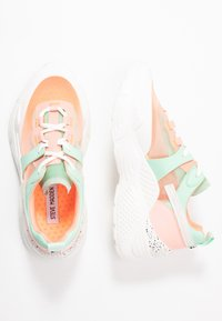 Steve Madden - ARIS - Sneakers - mint/multicolor - 3