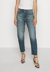 G-Star - JANEH ULTRA HIGH MOM RP ANKLE  - Relaxed fit jeans - faded - 0