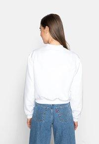 Kappa - ILVA - Training jacket - bright white - 2