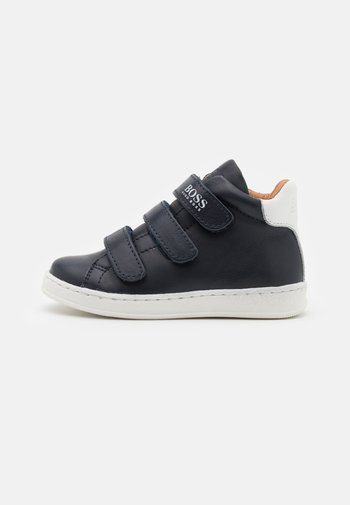 TRAINERS - High-top trainers - navy