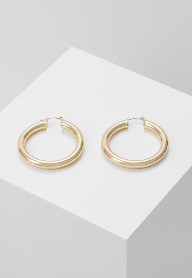 CREOLEN SCHLICHT - Boucles d'oreilles - gold coloured
