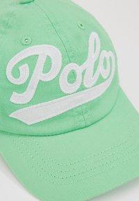 Polo Ralph Lauren - APPAREL ACCESSORIES HAT - Kšiltovka - new lime - 2