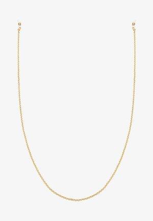 SONNENBRILLEN-KETTE - Accessoires - gold