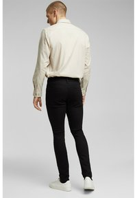 Esprit - Trousers - black rinse - 2
