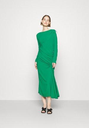 ABITO TESSUTO - Kjole - verde smeraldo