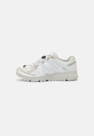 X MISSION 3 UNISEX - Sneakers basse - white/silver/lunar rock