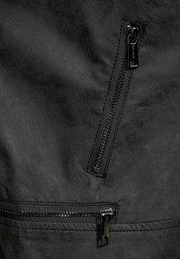 Street One - Short coat - carbon grey - 4