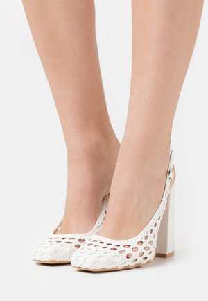 RHEETA - Escarpins - white