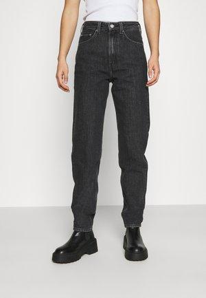 LASH - Relaxed fit jeans - asphalt black