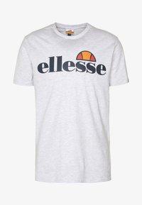Ellesse - PRADO - Printtipaita - white marl - 3