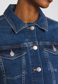 s.Oliver - LANGARM - Denim jacket - blue denim - 5