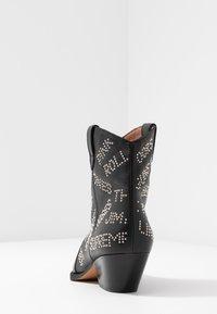 RAS - AUSTIN - Cowboy/biker ankle boot - dream - 5
