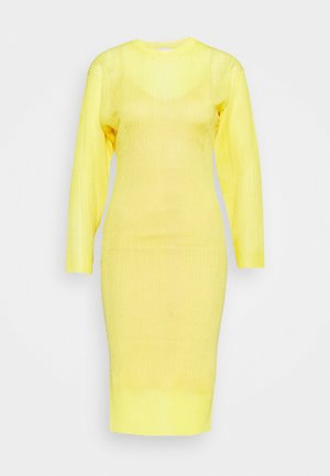 SALLY  - Cocktail dress / Party dress - sunny yellow
