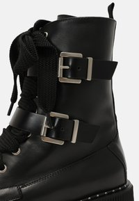 MAX&Co. - MARINAIO - Cowboy/biker ankle boot - black - 5