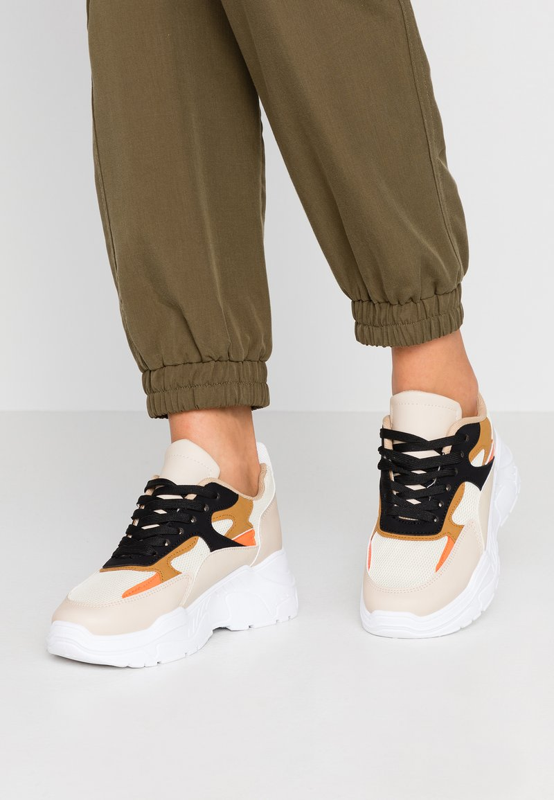 Glamorous - Trainers - beige/multicolor