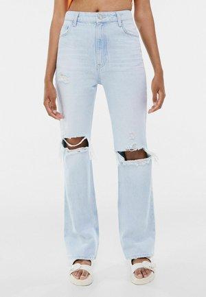 Jeans bootcut - light blue