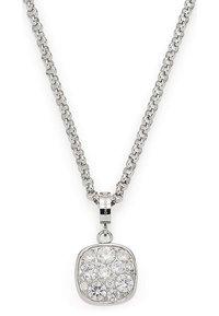 Leonardo - Necklace - silber - 2