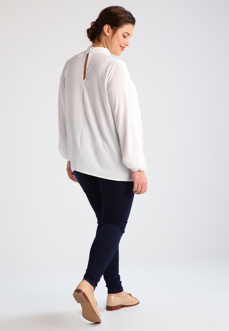 100% Original Outlet Women's Clothing Zizzi AMY Jeans Skinny Fit dark blue EEMRzBisI cDXev6IF8
