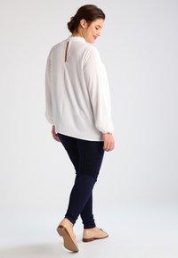 Zizzi - AMY - Jeans Skinny Fit - dark blue - 2