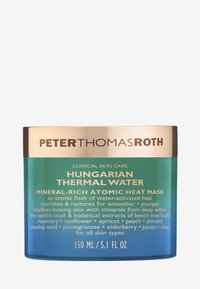 Peter Thomas Roth - HUNGARIAN THERMAL WATER MINERAL-RICH ATOMIC HEAT MASK - Masker - - - 0