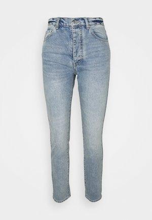 5 TASCHE - Straight leg jeans - indigo denim icon