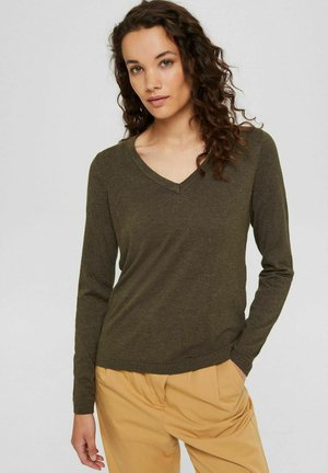 COO  - Pullover - dark khaki