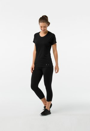 SHORT SLEEVE - T-shirt basic - black
