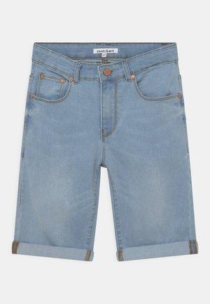 JOWIE - Denim shorts - light blue denim