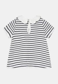 Petit Bateau - Jersey dress - marshmallow/smoking - 1