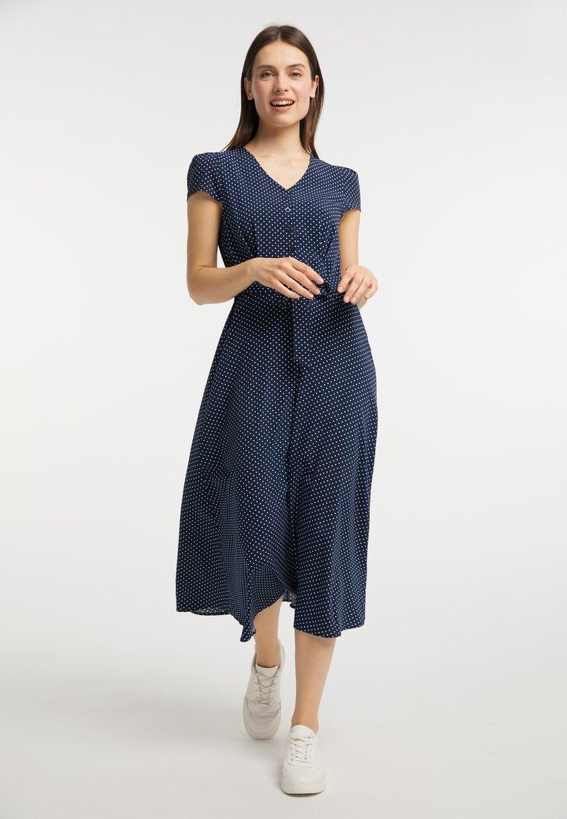 usha - Shirt dress - marine