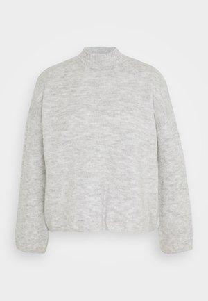 VIFAUNIA - Jumper - light grey melange