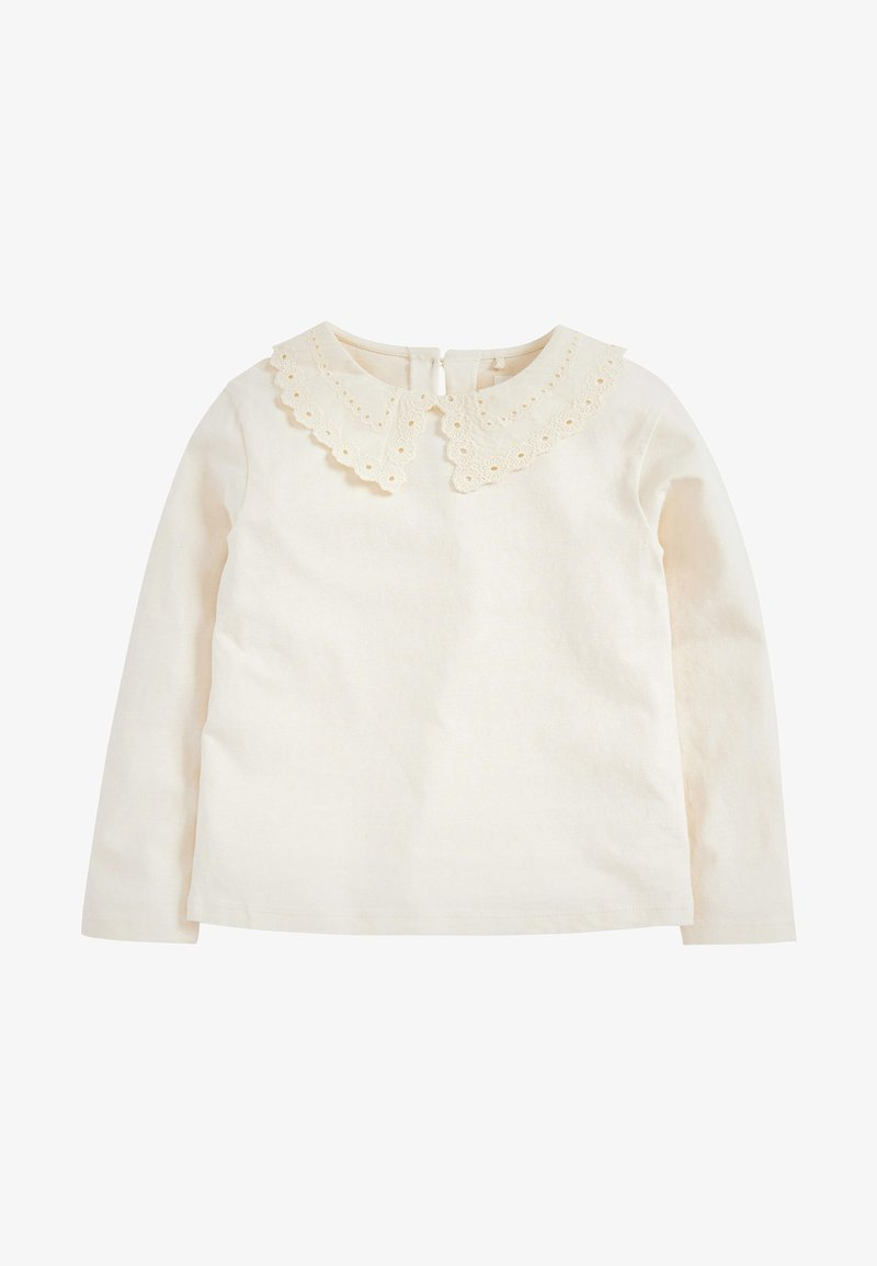 Next - LONG SLEEVE - Blouse - off white