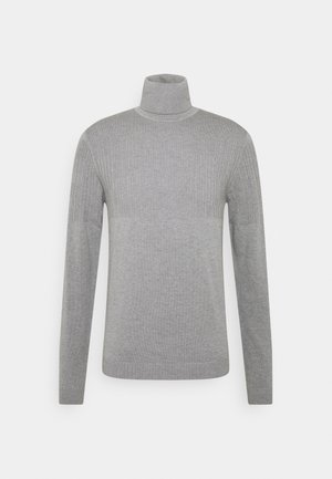 SISEON - Pullover - silver