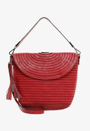 DALIA - Handbag - red