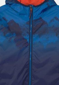 Killtec - LYSE - Waterproof jacket - neon blue - 3
