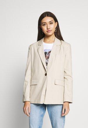 LALY - Krátký kabát - grain