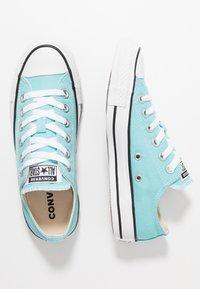 Converse - CHUCK TAILOR ALL STAR - Sneakers - bleached aqua/white/black - 1