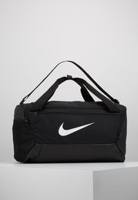 Nike Performance - DUFF 9.0 - Torba sportowa - black/white - 0