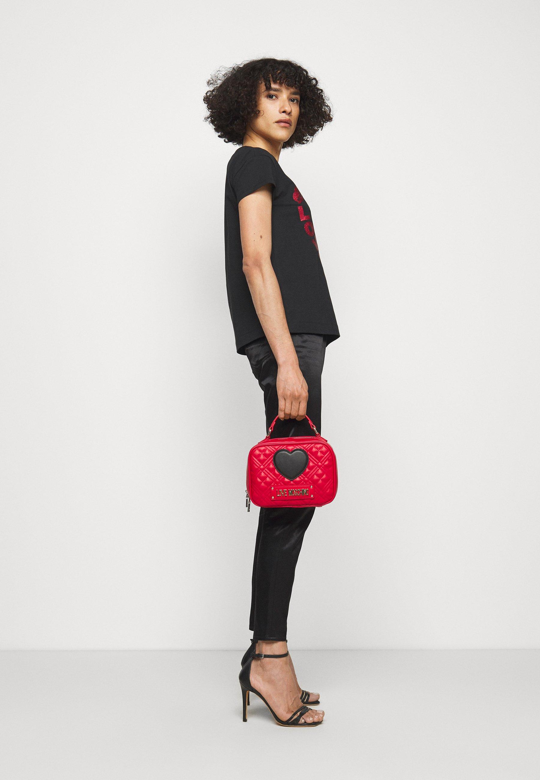 Women CAMERA BAG RED EXCLUSIVE - Handbag