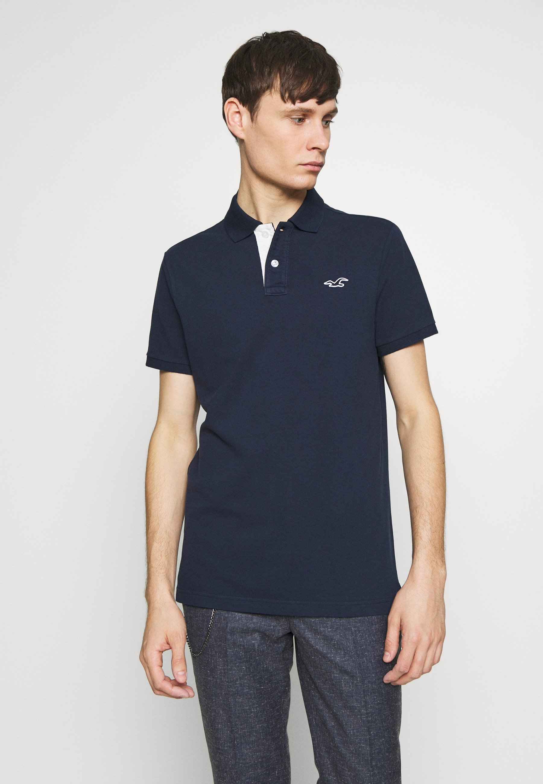 Men HERITAGE SOLID NEUTRALS - Polo shirt