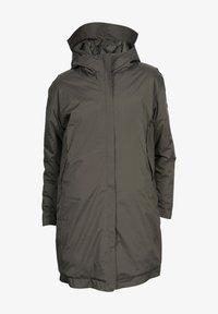 Scandinavian Edition - Winter coat - frost green - 0