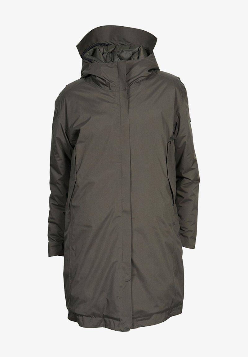 Scandinavian Edition - Winter coat - frost green