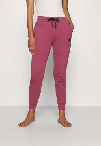 UFLB-VICTADIA - Pyjama bottoms - burgundy