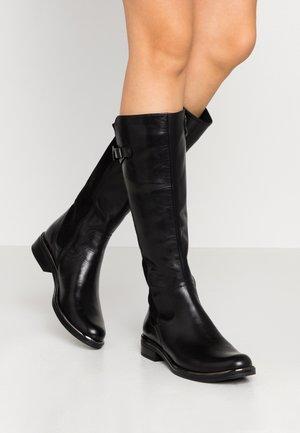 Stiefel - black